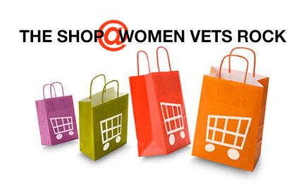 The Shop @ Women Vets Rock