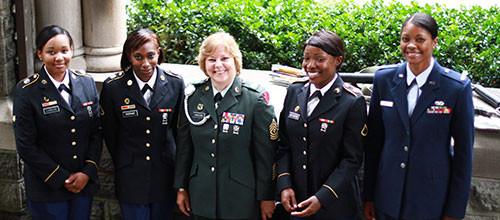 Women Veterans ROCK! to Host Women Veterans Summer Leadership Retreat
