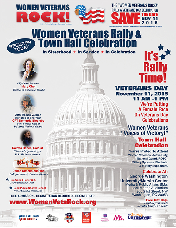 Women Veterans ROCK