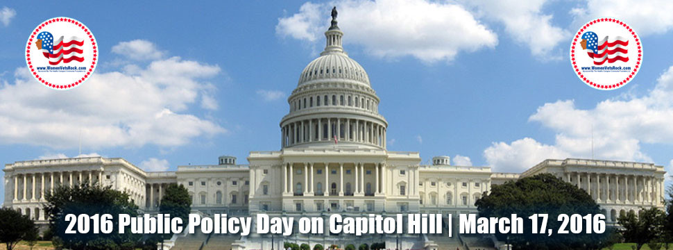 2016 Public Policy Day on Capitol Hill