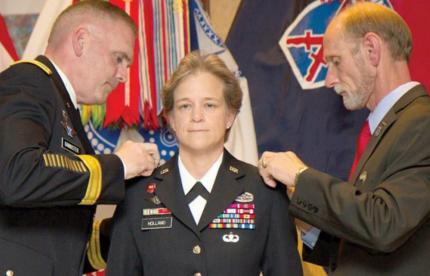 America's Military Women Are Making HISTORY In Public Leadership
