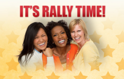 It's Rally Time! In Washington, DC on Veterans Day, November 11, 2016