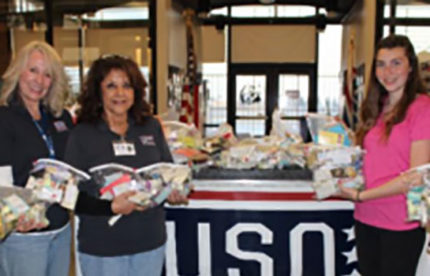 We're Expanding Our National Coalition – Join The Campaign & Support Liberty USO!