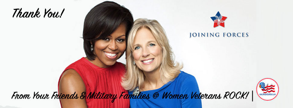 Michelle O & Jill Biden (Joining Forces)