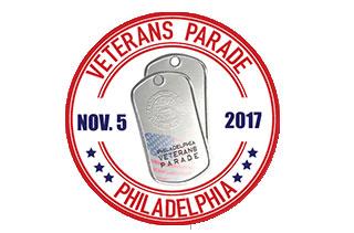 The Philadelphia Veterans Parade on Sunday, November 5, 2017
