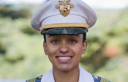 A Fairfax, VA Woman Is 1st African-American Woman To Lead West Point's Cadets