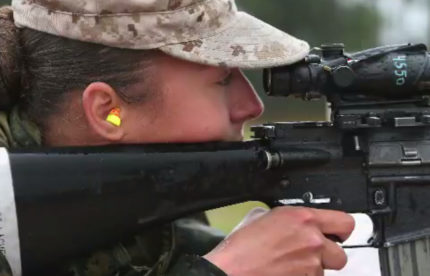 First Woman Enlists To Become A Navy SEAL