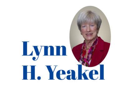 Lynn H. Yeakel – At The Women Veterans Civic Leadership Institute On Dec. 9, 2017 @ Chestnut Hill College