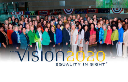 Vision 2020 Welcomes New Delegates