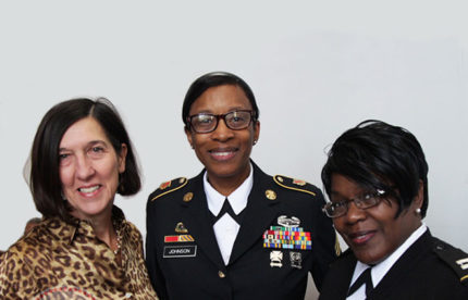 Honoring Women of The National Guard