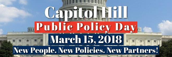 2018 Public Policy Day On Capitol Hill